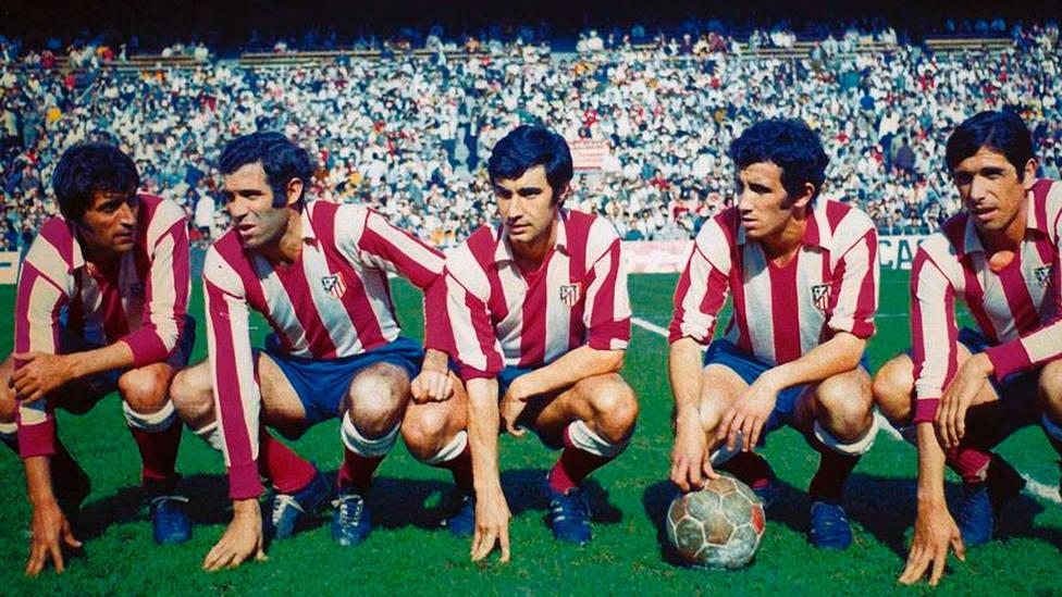 Luis Aragonés, en una imagen de archivo del Atlético de Madrid (FOTO: Atlético de Madrid)