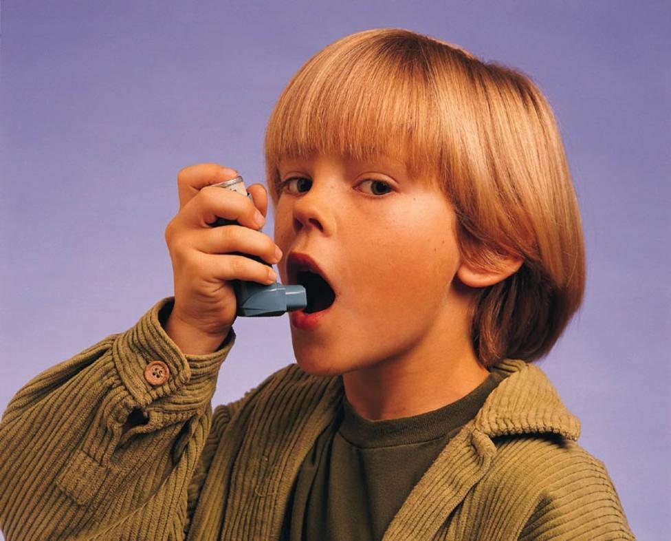 Más del 80% de los casos de asma infantil son de tipo alérgico, según un experto