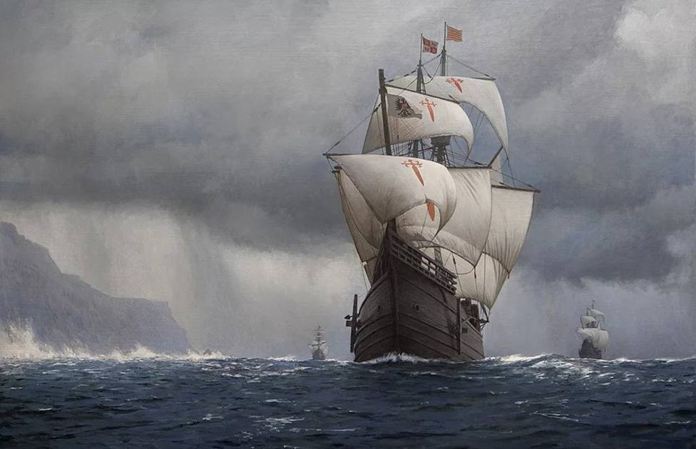 La Virgen trianera que dió la vuelta al mundo con Elcano y Magallanes