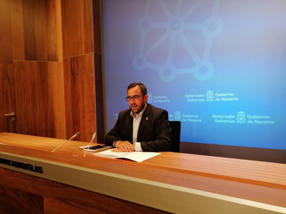 El Gobierno de Navarra iniciará un cauce de diálogo con el Ejecutivo central tras el recurso a la ley de Policías