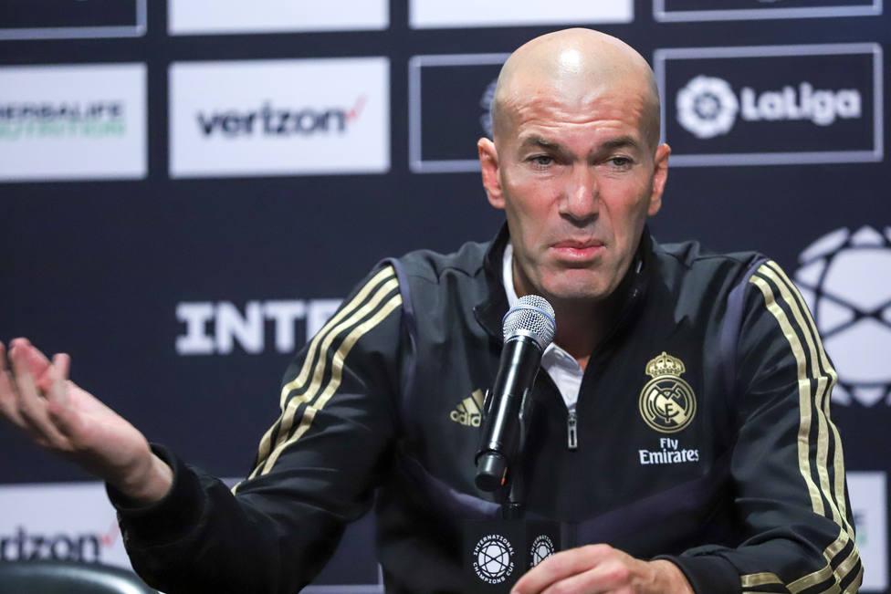 Zidane, tras ganar en Balaídos: Con Bale no ha cambiado nada
