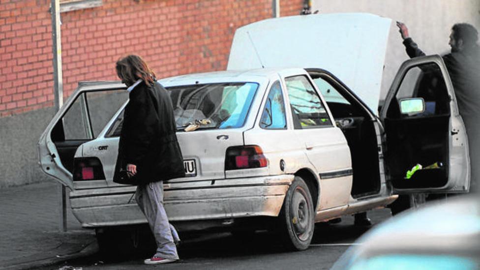 30 detenidos y 70 vehículos intervenidos en una macrooperación contra las cundas