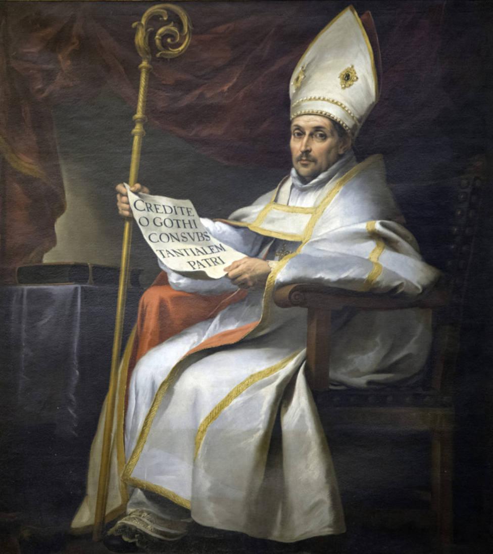 San Leandro: el arzobispo de Sevilla que rezó y lucho por la unidad de España