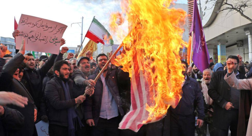 La UE denuncia violencia inaceptable en Irán y pide contención a fuerzas de seguridad frente a protestas