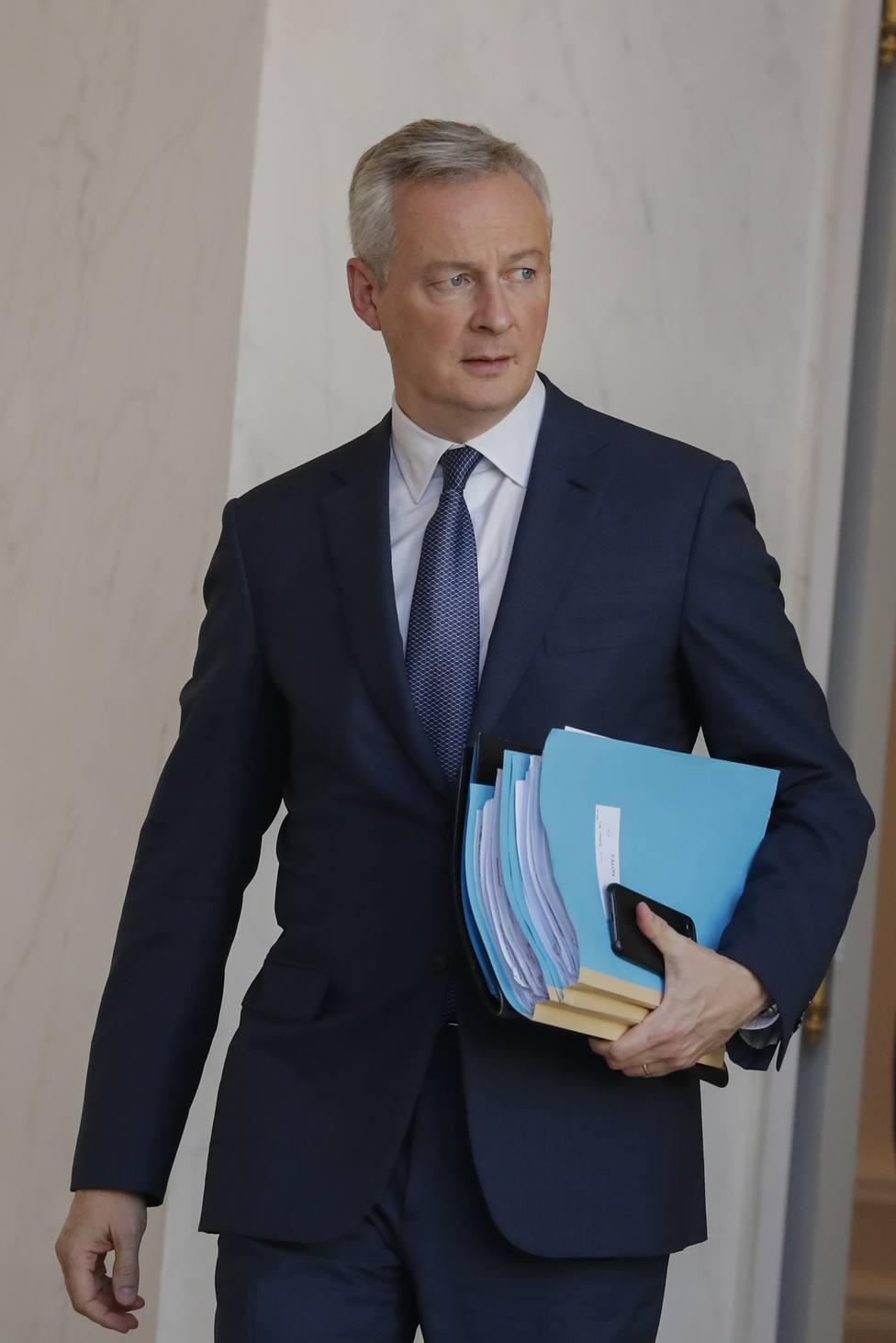 Francia considera inaceptables los aranceles de EEUU y advierte de una fuerte respuesta de la UE