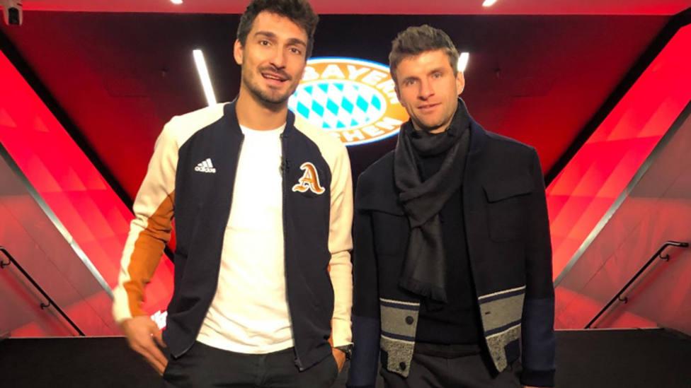 Thomas Müller y Mats Hummels, candidatos a disputar los Juegos de Tokio con Alemania