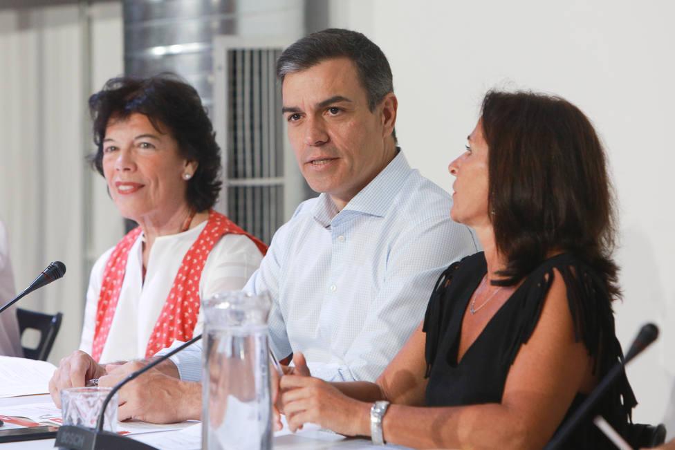 Pedro Sánchez anuncia que recurrirá ante los tribunales la implantación del pin parental en Murcia: Seremos firmes