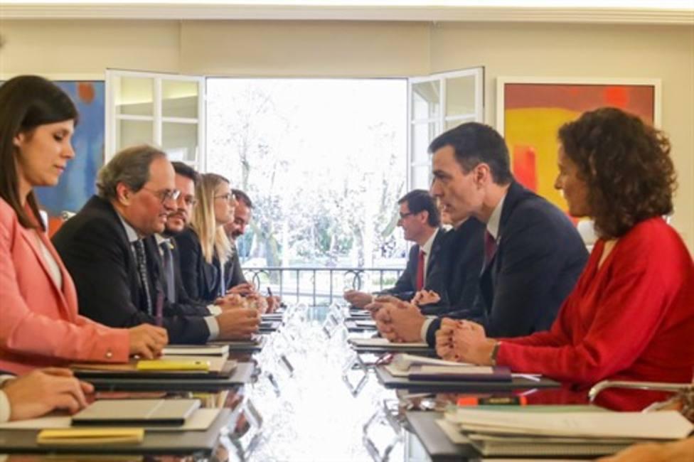 Montero ha afirmado tras el encuentro que buscarán fórmulas imaginativas para llegar a un consenso