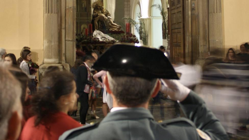 La Piedad de Santo Domingo