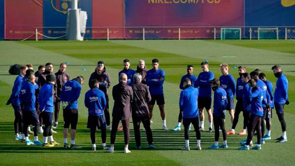 Sanidad anunciará este domingo si autoriza los entrenos colectivos en el fútbol profesional