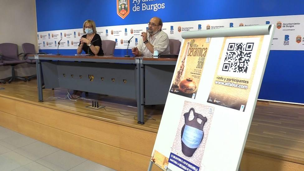 Burgos celebra la primera feria de cerámica en España tras el confinamiento con la participación de 20 artesan