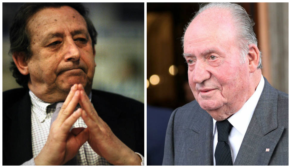 Alfonso Ussía desvela el mensaje que le ha mandado el Rey Juan Carlos: Me responde con esperanza