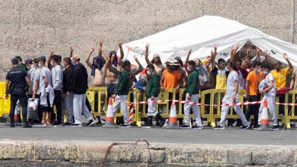 Antonio Morales acusa a Europa de usar a Gran Canaria como cárcel de migrantes