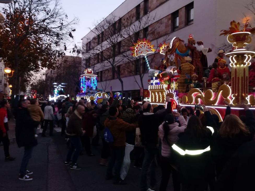 Cabaltatas de Reyes