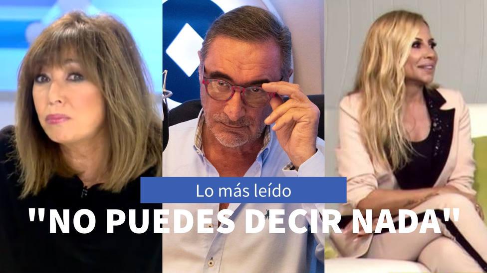 La pregunta trampa de TVE a Cayetana Álvarez de Toledo que enerva a Herrera, entre lo más leído de la semana