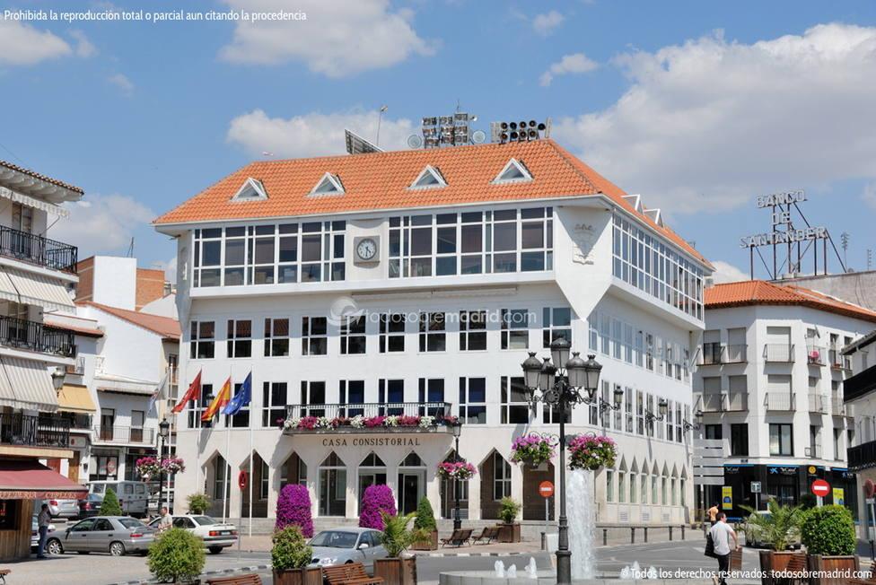 Ayuntamiento de Arganda