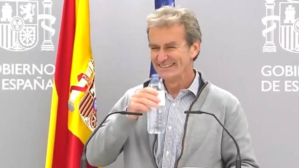 La broma de Fernando Simón sobre el coronavirus que se le vuelve en contra: Cuando esto acabe...