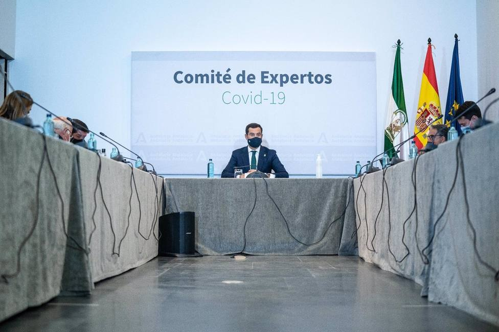 La Junta de Andalucía ordena el cierre perimetral