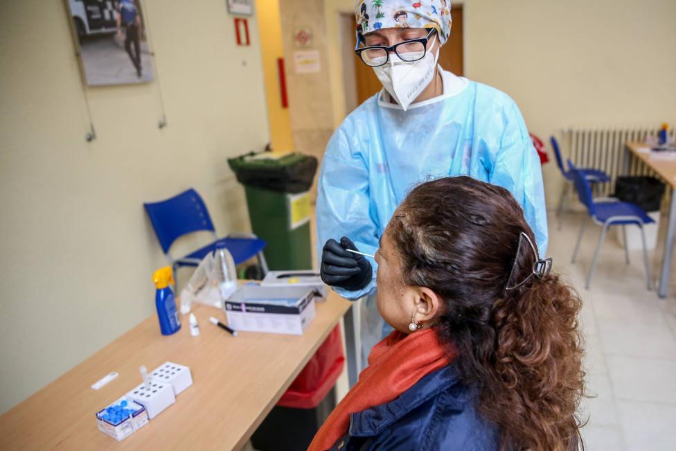 Madrid notifica 590 nuevos contagios en las últimas 24 horas