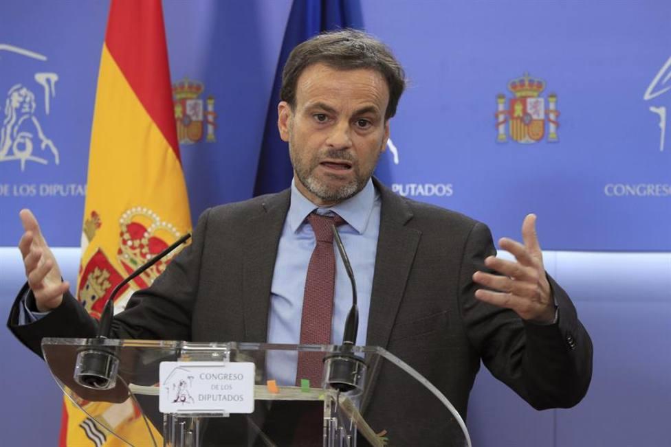 El diputado Jaume Asens Llodrà, de En Comú Podem,
