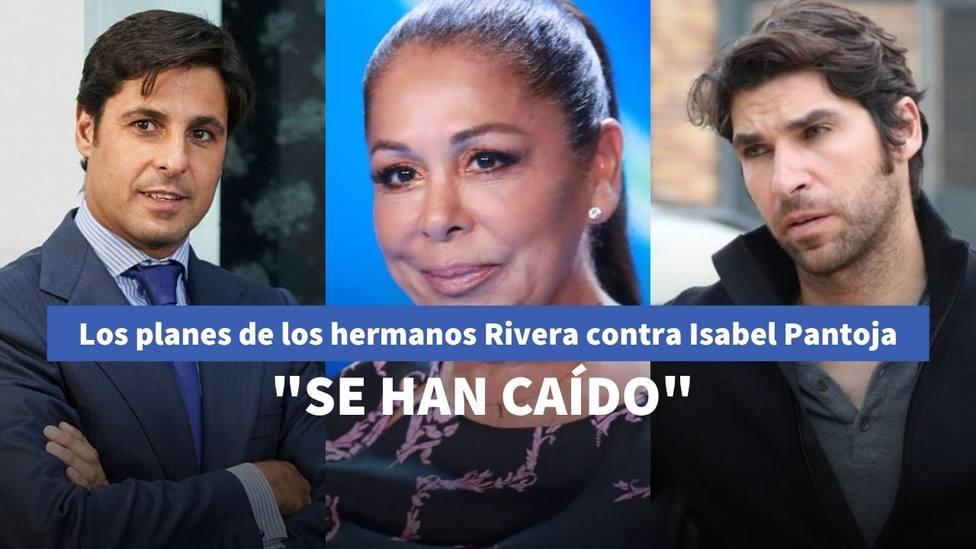 Desvelados los planes de Fran y Cayetano Rivera contra Isabel Pantoja tras Navidad