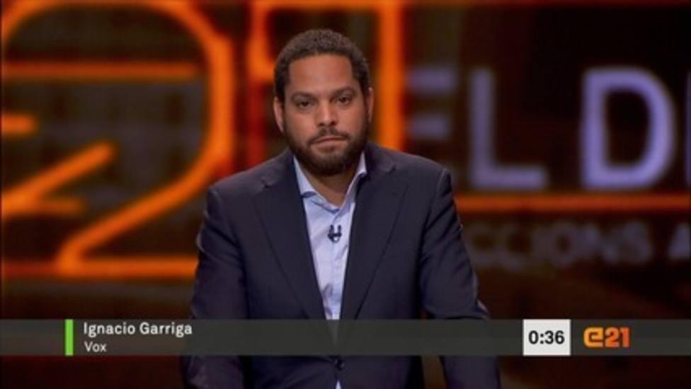 Alejandro Fernández y Carlos Carrizosa cargan contra el populismo de Vox en TV3