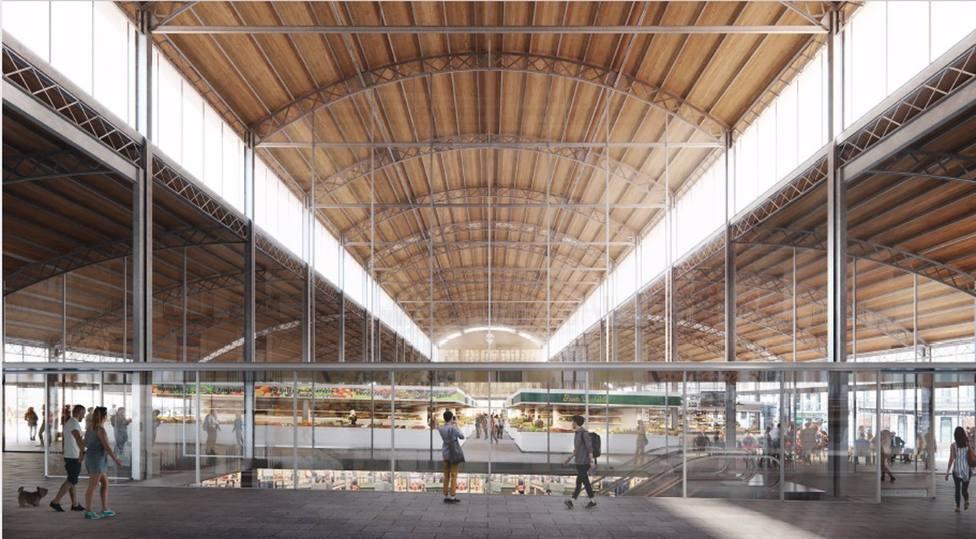 El Mercat de lAbaceria de Barcelona incorporará una plaza abierta y un espacio para entidades