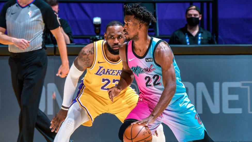Miami - Lakers