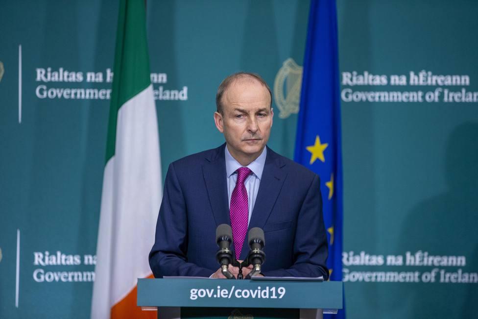 Irlanda extiende el confinamiento hasta el 5 de abril