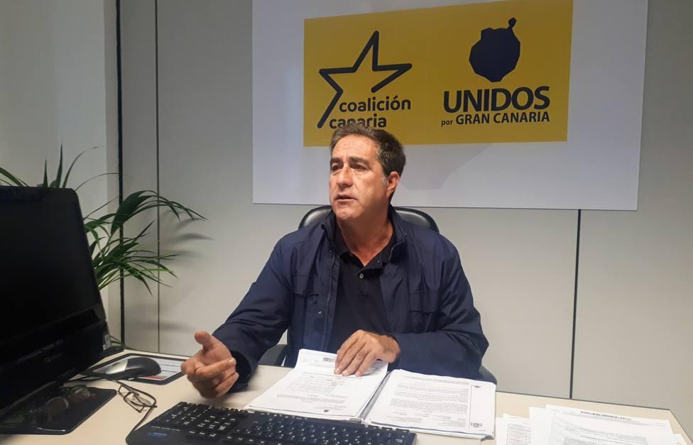 CC-UxGC acusa al alcalde de Las Palmas de Gran Canaria de engañar a los hosteleros con las terrazas exprés