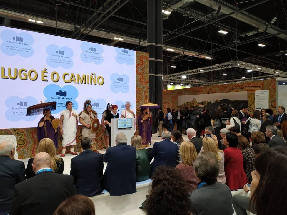 La campaña pretende convertir a Lugo en el centro neurálgico del turismo en Galicia