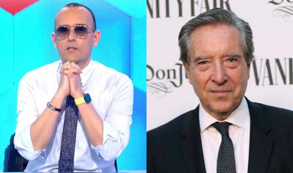 Iñaki Gabilondo llama a Todo es mentira y Risto Mejide
