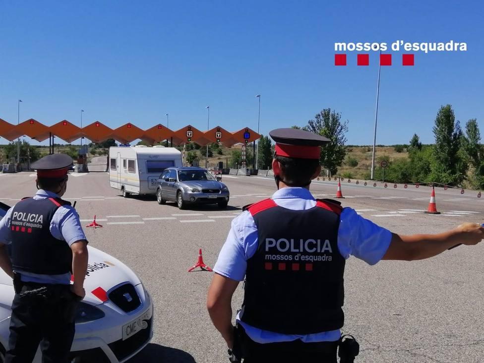 El confinamiento comarcal se mantiene en Cataluña