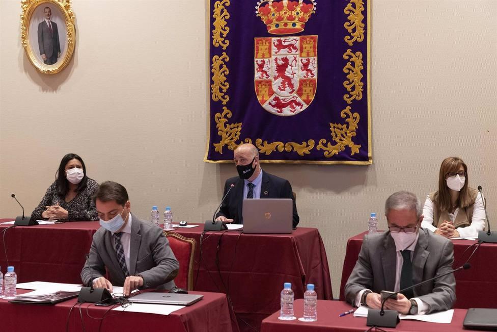 La Diputación da luz verde a la aprobación inicial de plan de asistencia económica a las mancomunidades