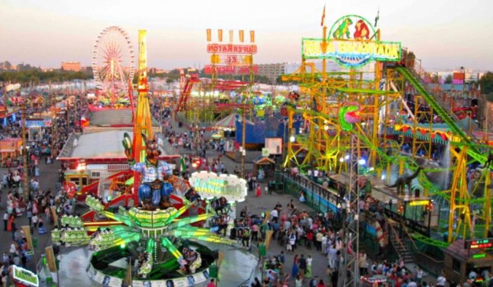 El Parque de las Emociones, las atracciones de una Feria sin casetas