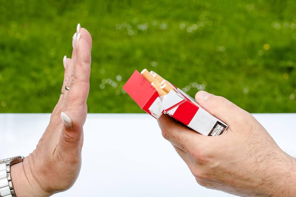 Más de la mitad de los fumadores desean dejar el tabaco y más del 43% lo ha intentado en alguna ocasión