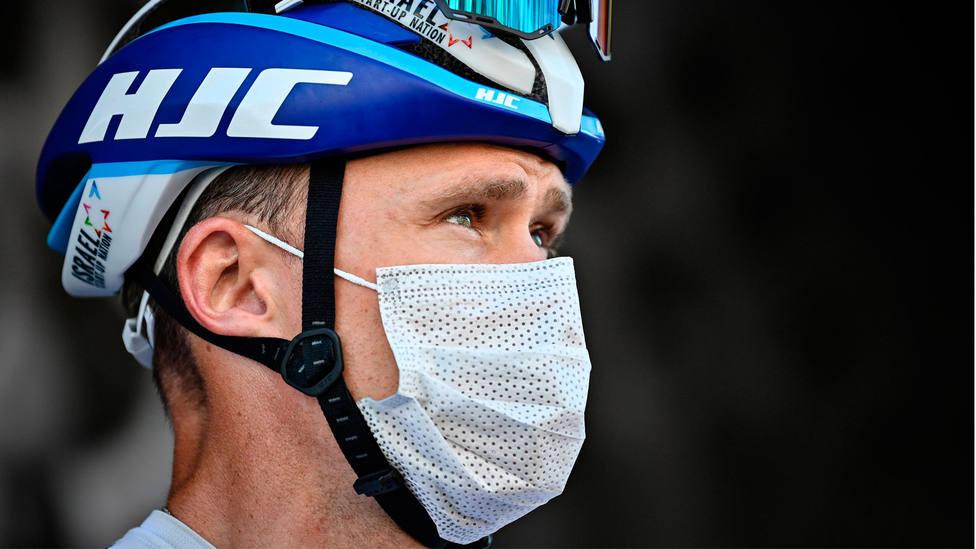 Chris Froome, durante su participación en el Criterium del Dauphiné 2021. CORDONPRESS