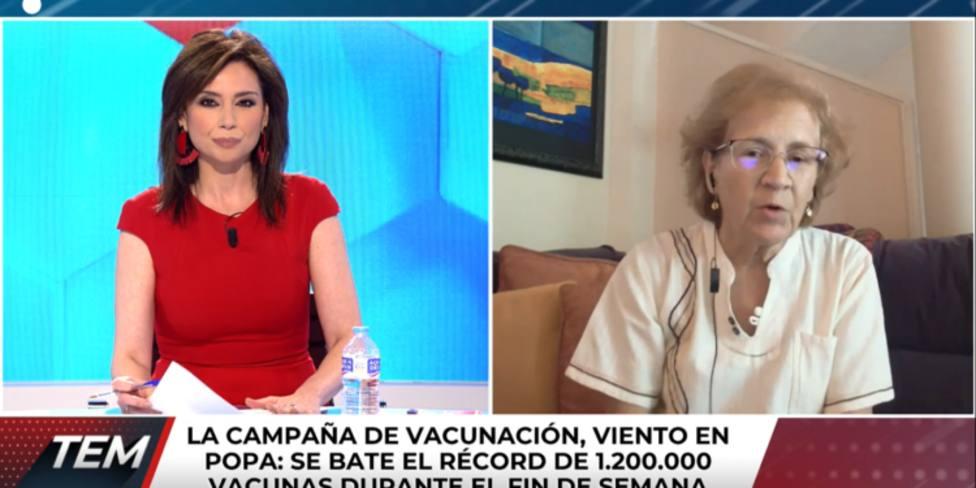 Un micro abierto en Todo es mentira deja un comentario ofensivo contra Margarita del Val: ¡Qué pesada!