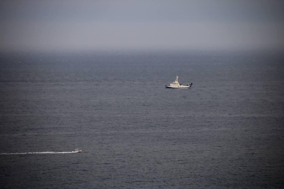 buque Ángeles Alvariño, desaparición Anna, Olivia y Tomás Gimeno
