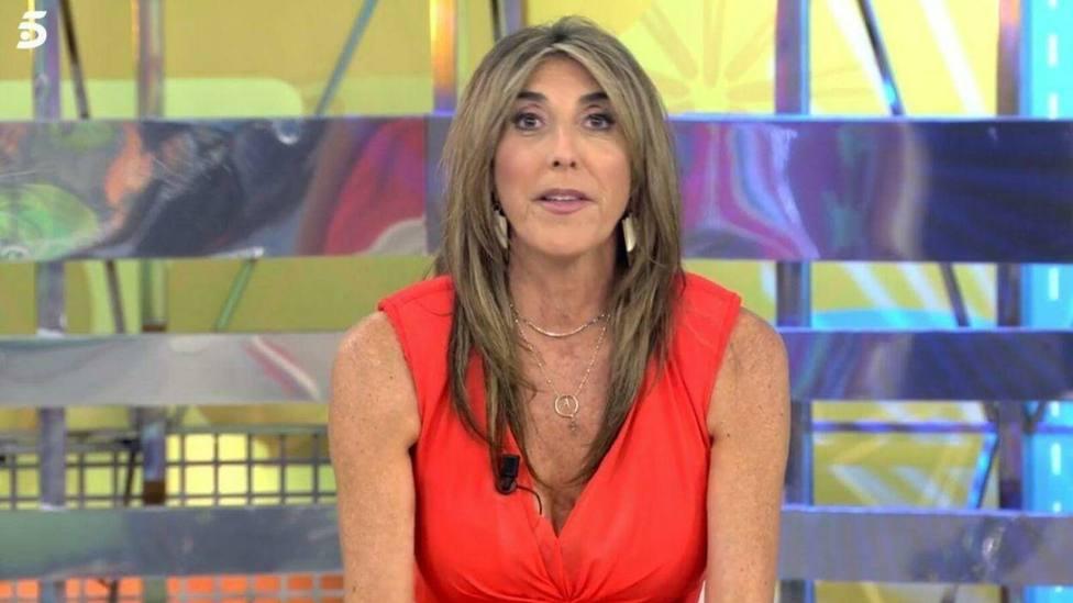 Lluvia de criticas en redes a Paz Padilla por sus comentarios a Cristina Cifuentes en La última cena