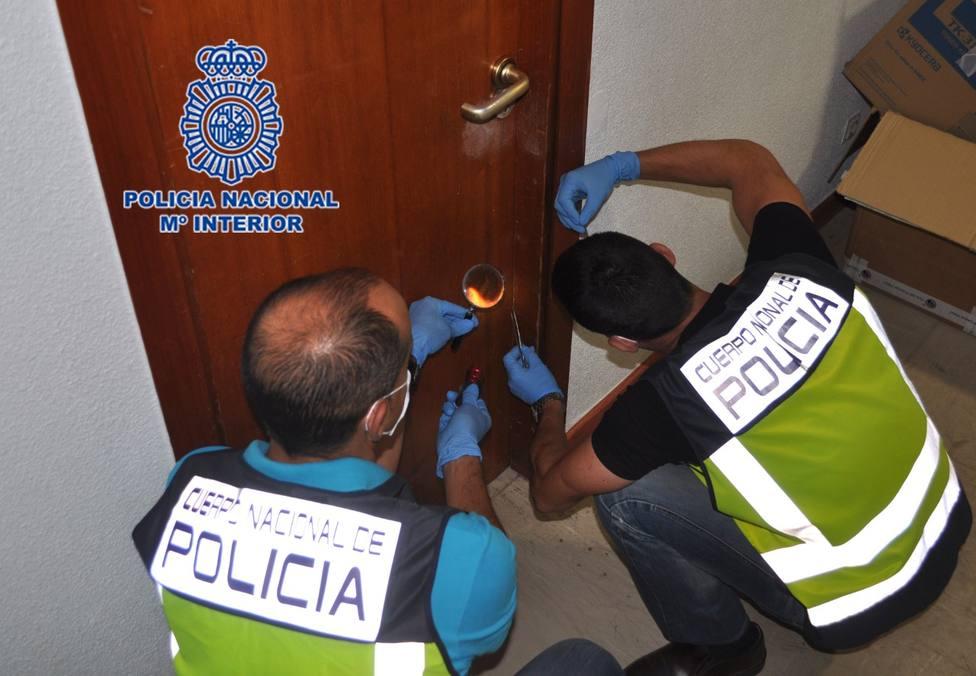 Detenidas dos jóvenes como presuntas autoras de robo con fuerza en diversos domicilios