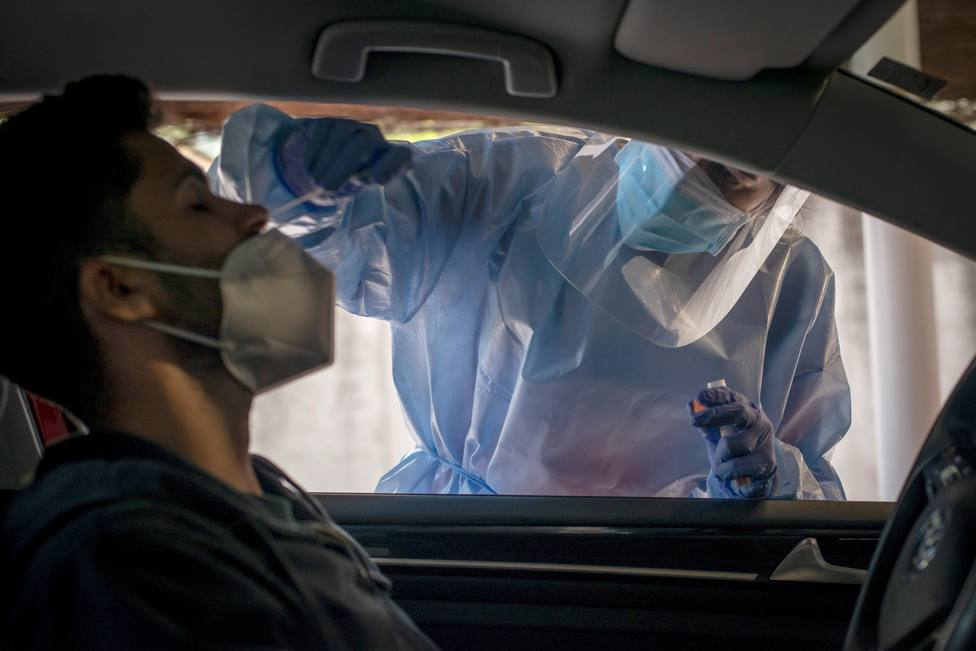 La variante delta supone ya el 77 por ciento de los casos detectados en España de covid-19