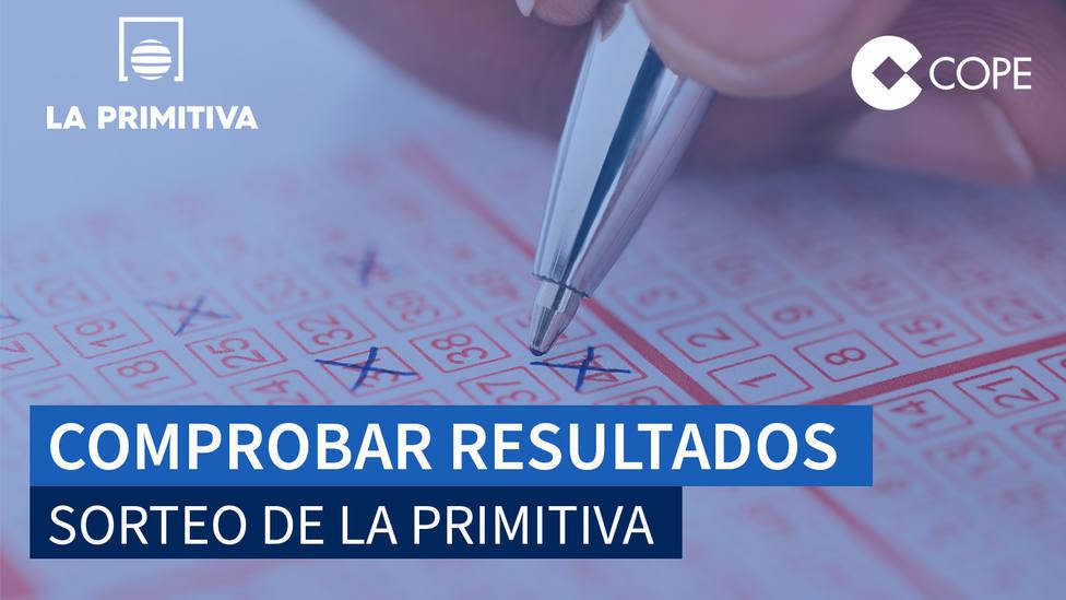 La Primitiva: resultados del 23 de septiembre de 2021