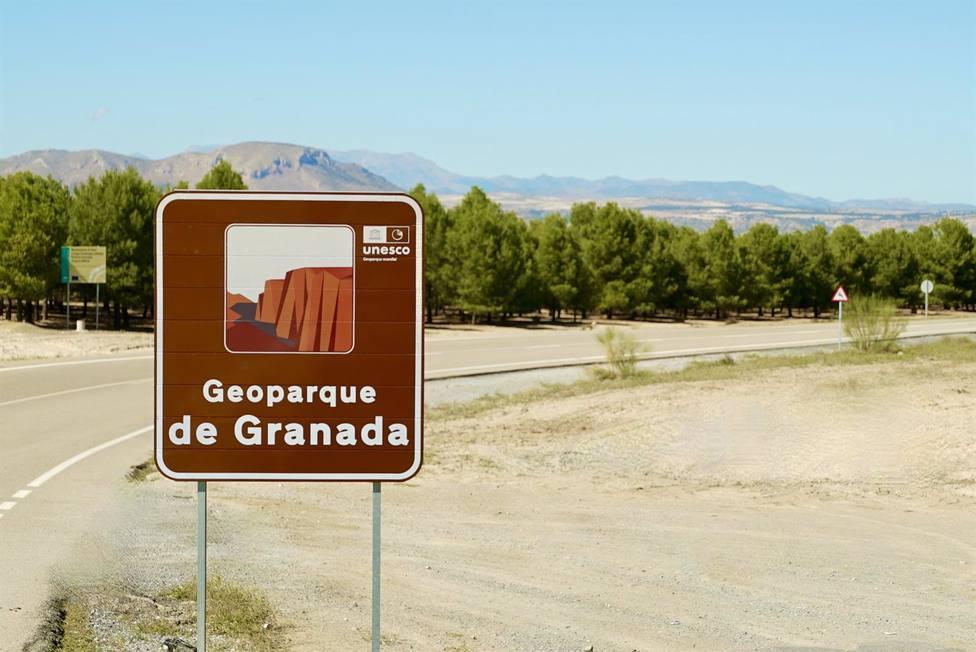 El Geoparque de Granada