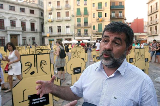 El Supremo escucha este martes los argumentos de Jordi Sànchez para su libertad