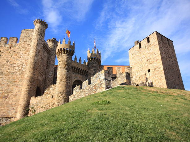 Castillo de Los Templarios