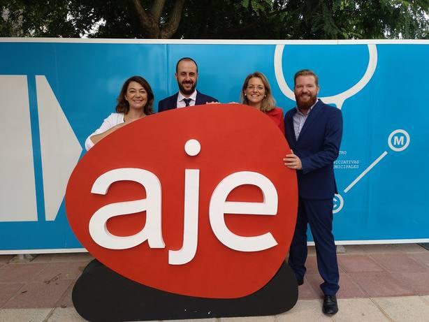 La Comunidad y AJE lanzan otra edición de Murcia Empresa para ayudar a 650 jóvenes a poner en marcha su nego