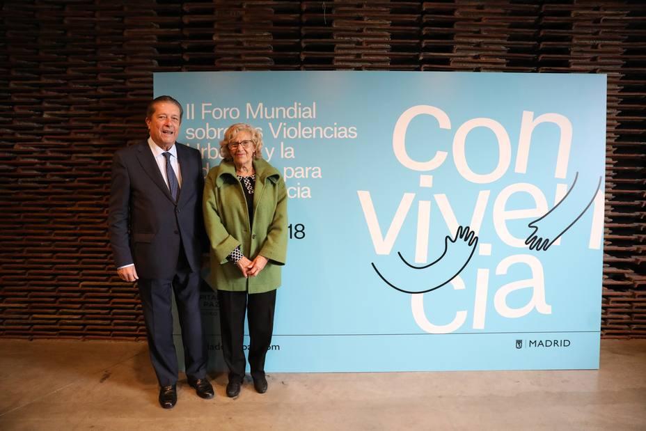 Las ciudades refugio, la violencia contra menores y el racismo coparán mañana los plenarios del Foro de la Paz