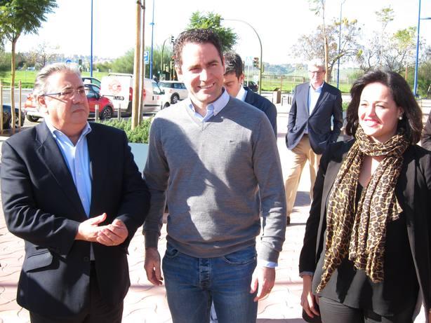 García Egea afirma que el PP no dará ni agua al PSOE frente a posibles pactos puntuales del flotador naranja