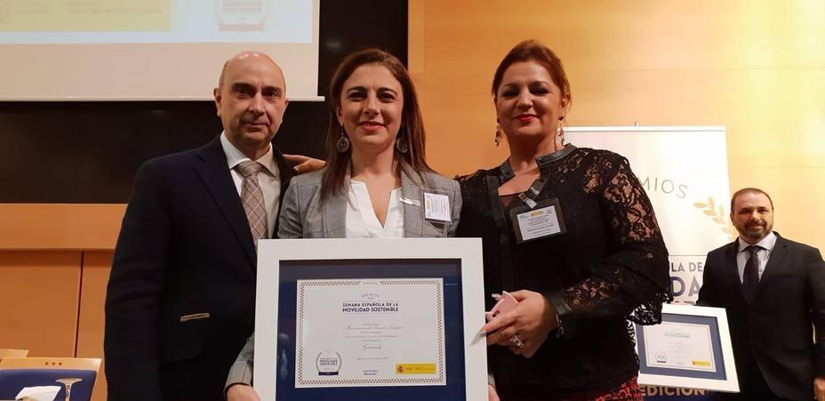 Los ayuntamientos de Granada y Jaca, ganadores de los Premios de la Semana Española de la Movilidad Sostenible 2018